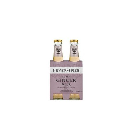 Fever Tree-Ginger Ale fumé