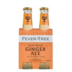 Fever Tree-Ginger Ale orange épicé