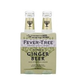 Fever Tree-Bière de gingembre