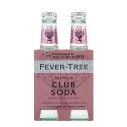 Fever Tree-Club Soda